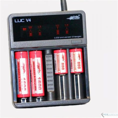 efest luc 4 bay charger efest luc v4 4 bay lcd usb charger nicevaping store mexico
