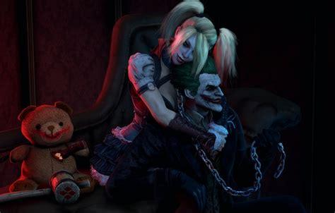 Harley Quinn Arkham City Iphone All Hp wallpaper dc comics villain harley quinn joker batman arkham chain images for