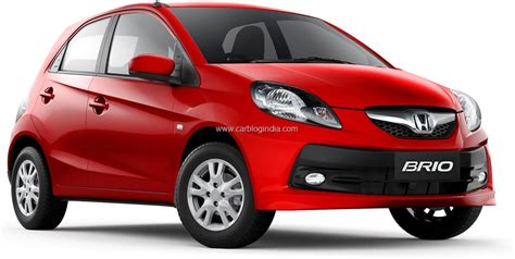 honda brio image honda brio india official price list features