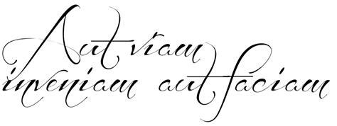aut viam inveniam aut faciam tattoo quot aut viam inveniam aut faciam quot quote