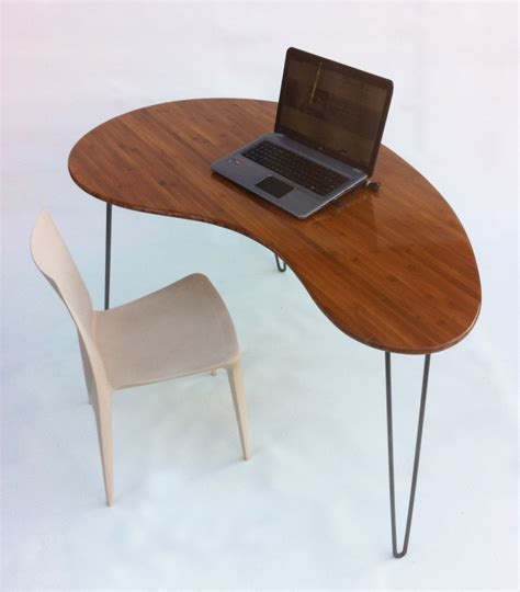 kidney shaped computer desk kidney shaped desk home decor