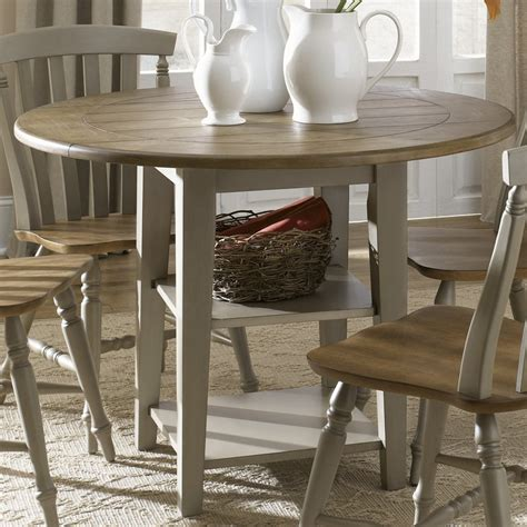 Driftwood Dining Table Shop Liberty Furniture Al Fresco Driftwood Wood Extending Dining Table At Lowes