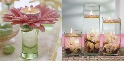centrotavola fiori e candele centrotavola con candele foto 4 40 nanopress donna