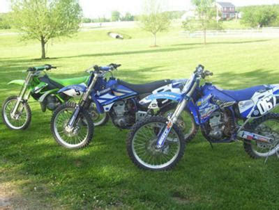 cheap used motocross bikes for sale used yamaha dirt bikes for sale