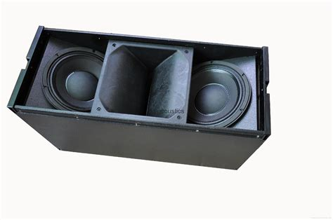 Speaker B C 10 Inch dual 10inch line array speaker la 3210 de acoustics china manufacturer audio sets av