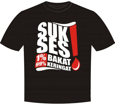 Be Kaos tailor r way collection model kaos sablon lucu