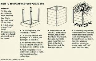 how to grow 100 pounds of potatoes in 4 square