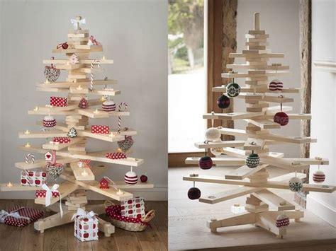Idee Fai Da Te Per Natale by Idee Per Un Albero Di Natale Fai Da Te Casa Fai Da Te