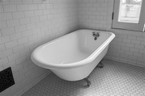 install cast iron bathtub why you shouldn t install a clawfoot tub in your home
