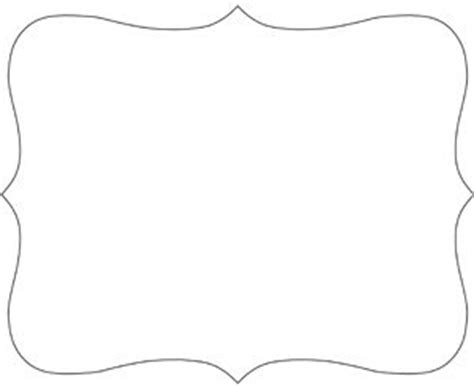 Shaped Cards Free Templates by Top Note Shape Creating Cards Patterns Templates
