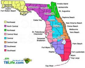 map florida by county