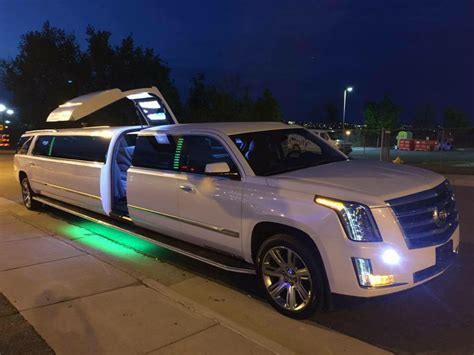 luxury limo denver limo service sunset limousines denver limos