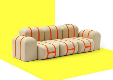 sofa physics self made seat sofa by matali crasset wordlesstech