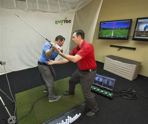 golf swing evaluation data driven golf lesson from golftec has made me a believer
