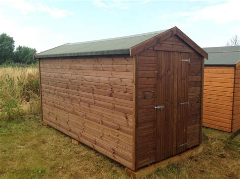 8x16 Shed by Gallery Customer S Sheds Beast Sheds