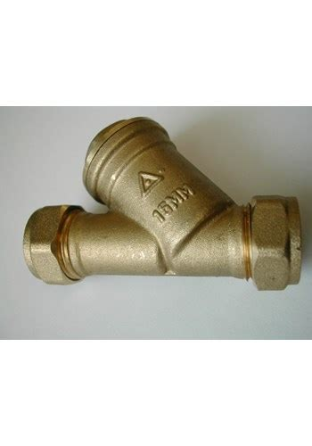 Line Strainer Plumbing by 22mm In Line Y Strainer Plumbing Gt Compression Gt Other