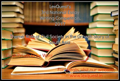 Asia Writes Essay Competition by Bunch Ideas Of Lexquest S 4th National Essay Writing Petition 2018 Lexquest Stunning Asia Writes