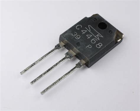 transistor sanken audio 2sc4468