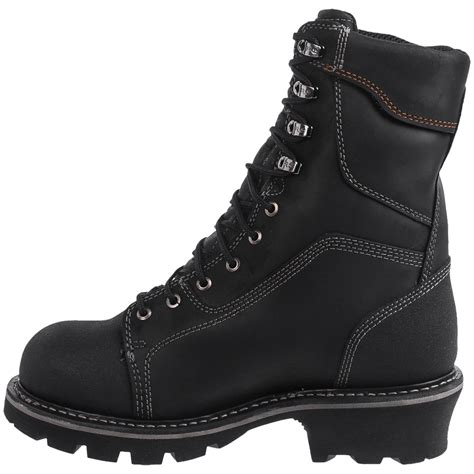 soft toe work boots for timberland pro rip saw soft toe logger work boots for