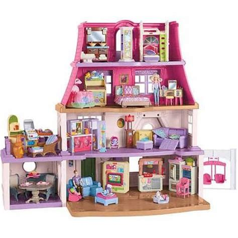 preschool doll house 155 best doll house fisher price loving family images on