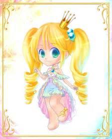 coloriage chibi princesse 224 imprimer