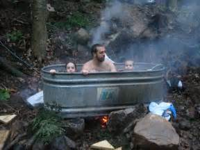 Adding A Shower Head To A Bathtub Two Pines Tree House Redneck Tub