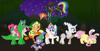 my little pony halloween my little pony friendship is magic images halloween in