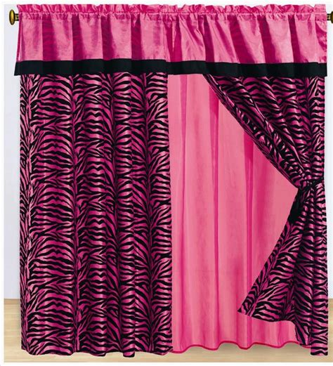 leopard print curtains and bedding pink zebra animal print faux fur comforter set king queen