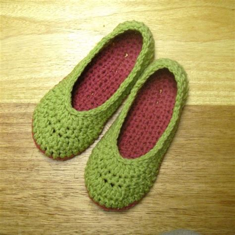 Crochet House Slippers Pattern 28 Images Crochet Pattern For Violet Womens House