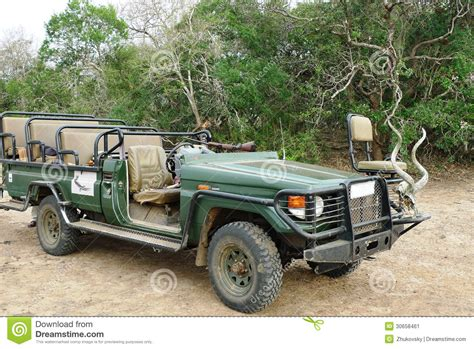 african safari jeep safari 4wd jeep at private game reserve south africa