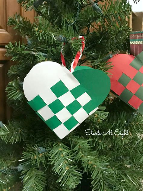 sweden holiday craft for kids swedish woven paper craft startsateight