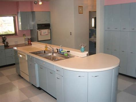 Looking For Kitchen Cabinets Looking Vintage Metal Kitchen Cabinets Home Design