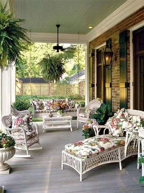 southern decorations southern porch home decorating pinterest