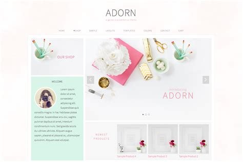 free wordpress themes girly feminine wordpress themes the blog loft