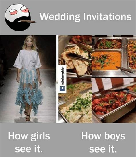 Meme Wedding Invitation