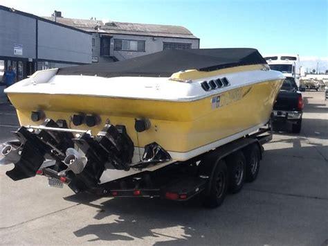 donzi z33 boat donzi boats for sale in california