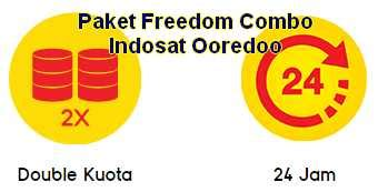 Indosat Ooredoo Sp Freedom Combo L paket data freedom combo ooredoo dunia android