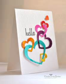 25 best ideas about greeting cards handmade on card cards and easy cards