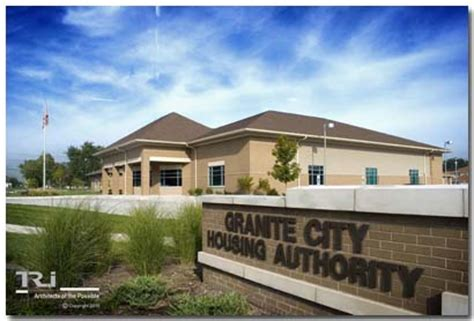 granite city housing authority granite city housing authority in granite city il provides rental housing for low
