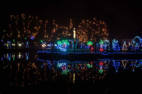 la salette shrine christmas display