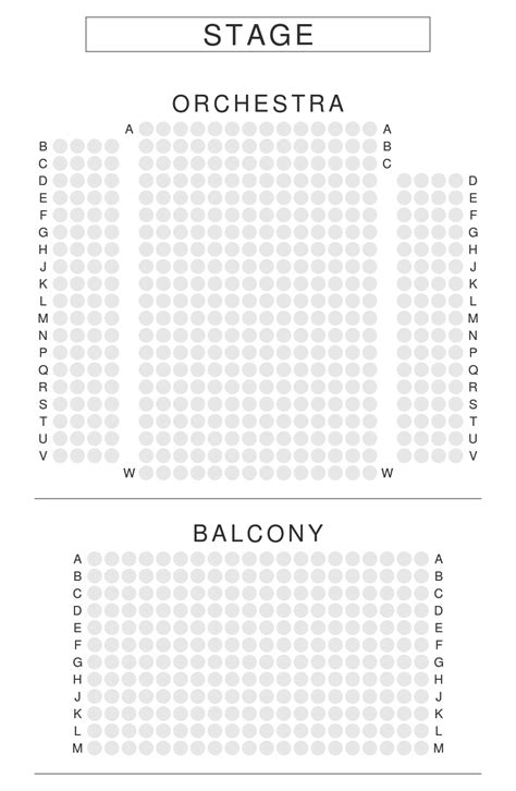 CAA Theatre Seating Chart & View From Seat | Toronto