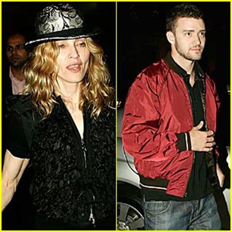 Justin Timberlake Madonna Collaboration Coming by Madonna Taps Up Timberlake Ritchie Justin