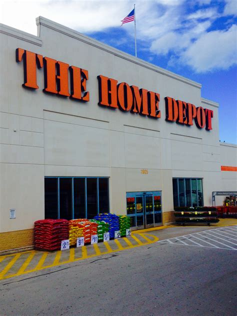 the home depot miami fl company profile