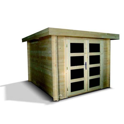 abri jardin bois 28mm abri de jardin bois 7 23m2 28mm ab0637 bricozor