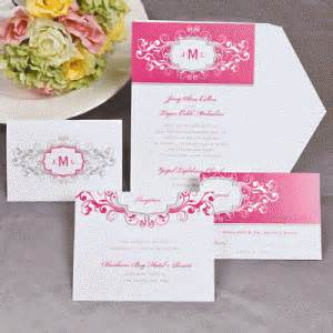 carlson craft wedding invitations the wedding specialists