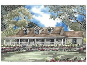 Low Country House Plans With Wrap Around Porch Ranch House Plan With 1921 Square Feet And 3 Bedrooms From