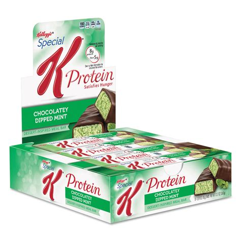 k protein meal bar review special k protein meal bars by kellogg s 174 keb13972