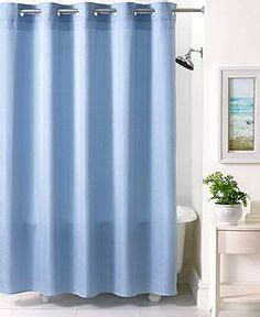 fabric shower curtains macy s 1000 ideas about hookless shower curtain on pinterest