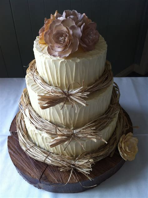 wedding cake rustic beautiful bridal rustic fall wedding cakes