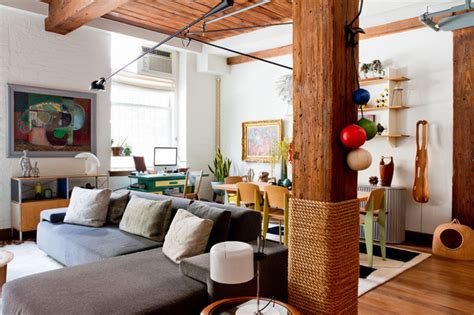 houzz eclectic living room my houzz brin nate eclectic living room new york by rikki snyder